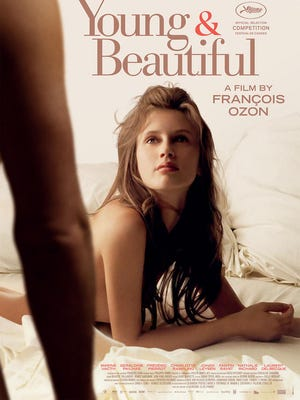 "Marine Vacth as Isabelle in ""Young & Beautiful."""