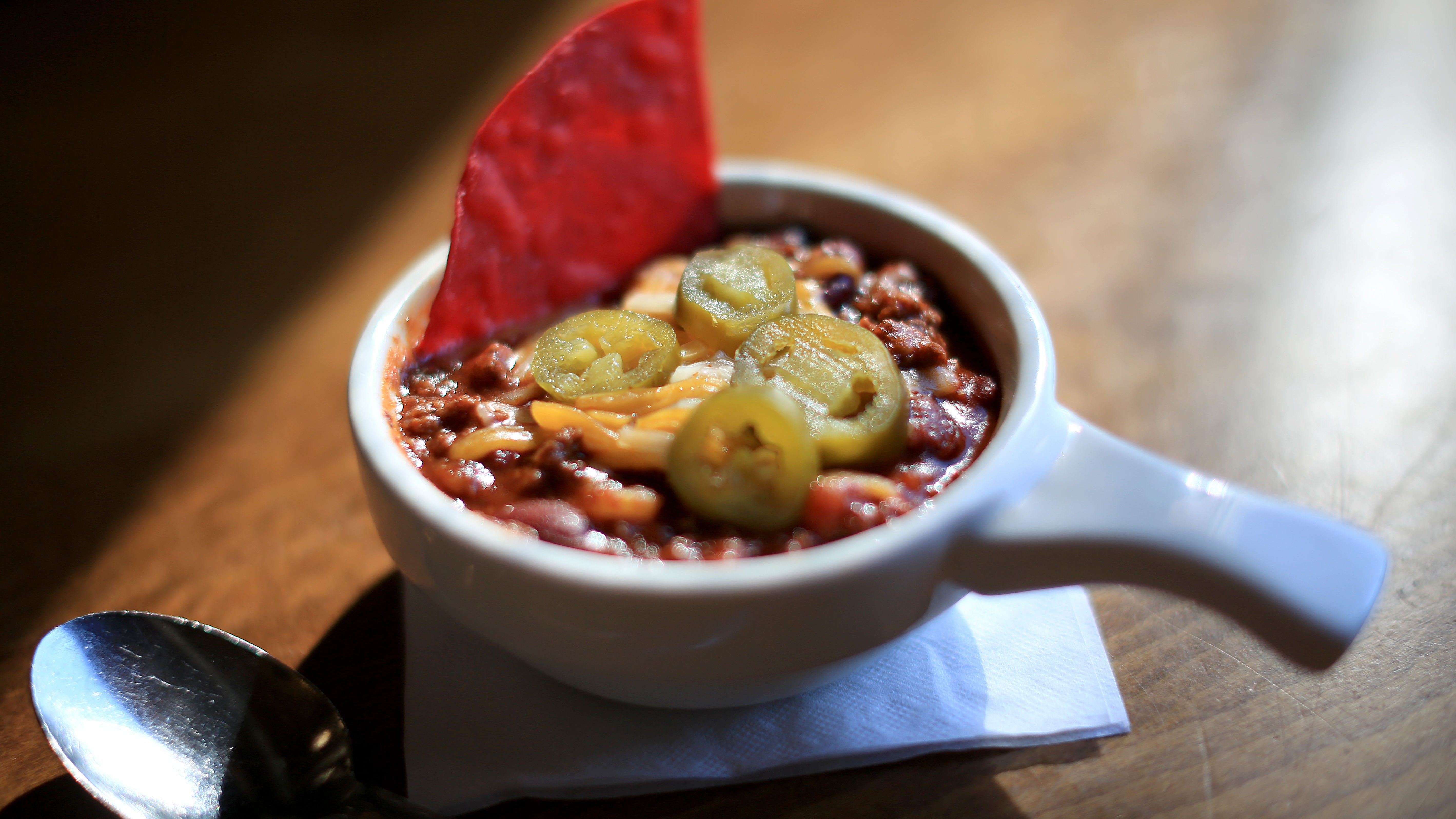 Cold Make Some Chili With These Recipes