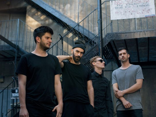 X Ambassadors will headline the 2017 500 Festival Snakepit