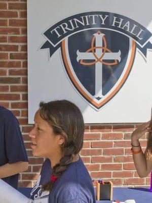 Trinity Hall is an all-girls high school.