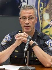 IMPD Chief Bryan Roach