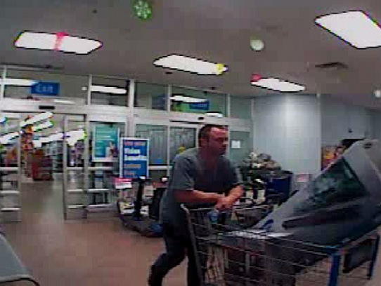 Police Looking For Man Who Stole Merchandise