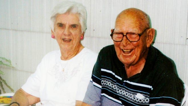 Millie and Fred Clark of Silver City will celebrate their 70th wedding anniversary on March 25.