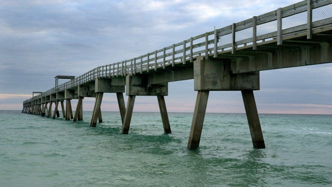 Santa Rosa County Commissioners on Monday, Oct. 9, 2017, chose Growing Santa Rosa Enterprises to operate the Navarre Beach Fishing Pier after Coastal Concessions' contract expires Dec. 31.