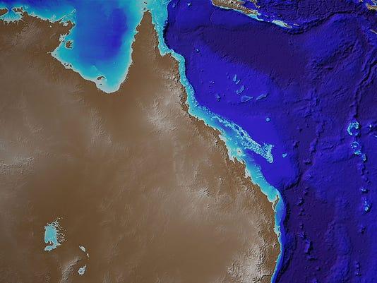 EPA AUSTRALIA GREAT BARRIER REEF WEA CONSERVATION GLOBAL CHANGE AUS QU