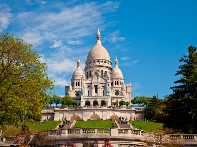 If there's one church in Paris as iconic as