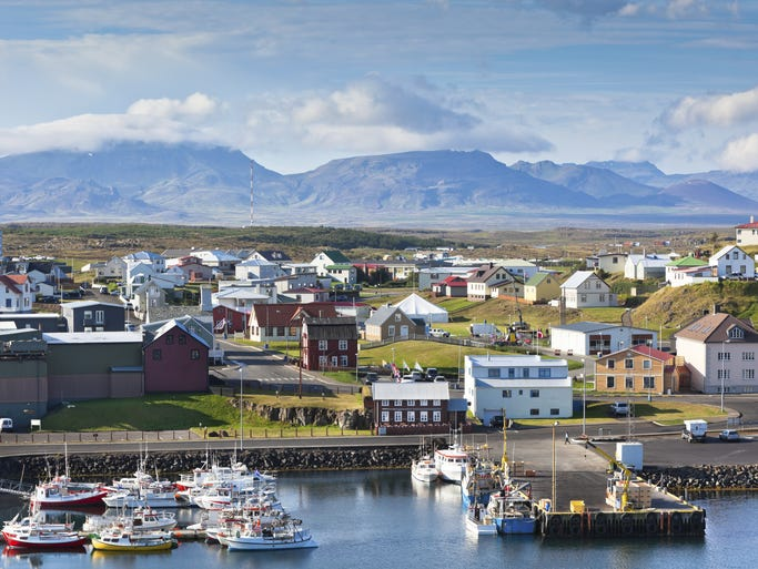 Inspired by Iceland asked locals to share their favorite secret places and spaces - locations that might not be on the typical tourist itinerary or travel tips from locals in the know. Here are some of our favorites.
