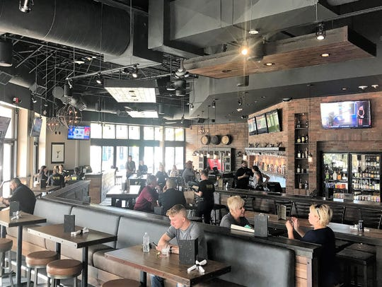 World of Beer's tavern in Freedom Crossing at Fort