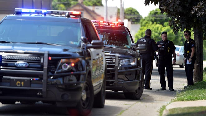 The city of Erie plans to use a nearly $1 mllion federal grant to combat crime in the area between Holland and Wayne streets, from East Sixth Street south to East 26th Street.