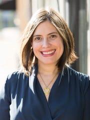 Deborah Engel, owner of Work and Play, a co-working