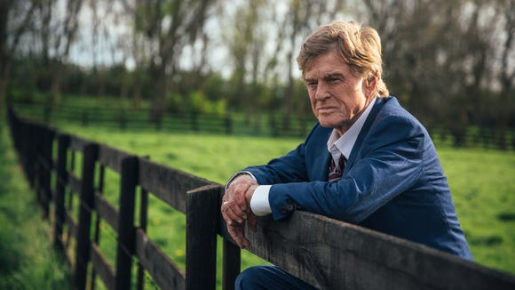Robert Redford plans on stepping away from acting after