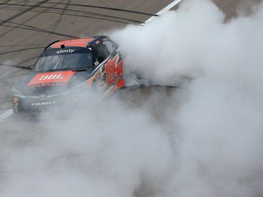 NASCAR XFINITY Series - Kansas Lottery 300