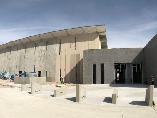 El Paso West Side Pool