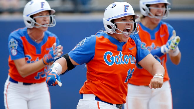 Moorpark High graduate Amanda Lorenz, a star for the University of Florida, was named a top 10 finalist for USA Softball Collegiate Player of the Year last week.