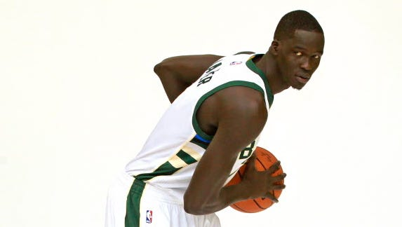 Rookie Thon Maker will be ready this season when called upon.