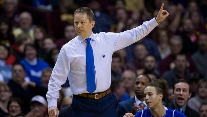Former CSU assistant and current Drake coach Niko Medved is expected to be hired by the Rams to replace Larry Eustachy.