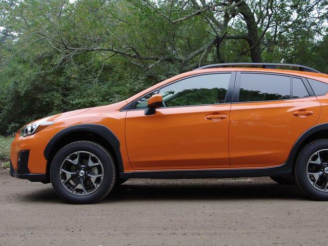 Review: New Subaru Crosstrek comes blizzard ready