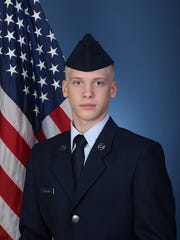 U.S. Air Force Airman Jameson G. Kilgore