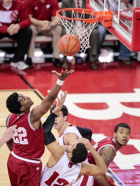 Indiana Wisconsin Basketball (5)
