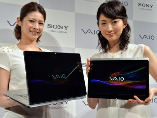 personal selling of sony