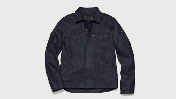 Google and Levi's smart jacket,