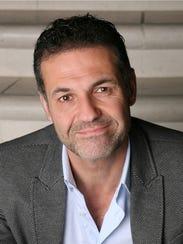 "Khaled Hosseini is the author of ""The Kite Runner."""