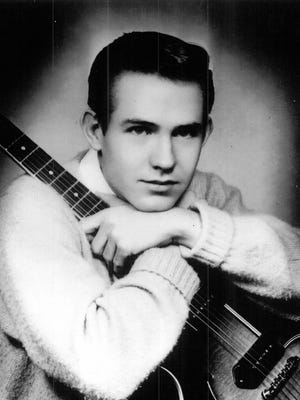 Bobby Fuller at about age 17.