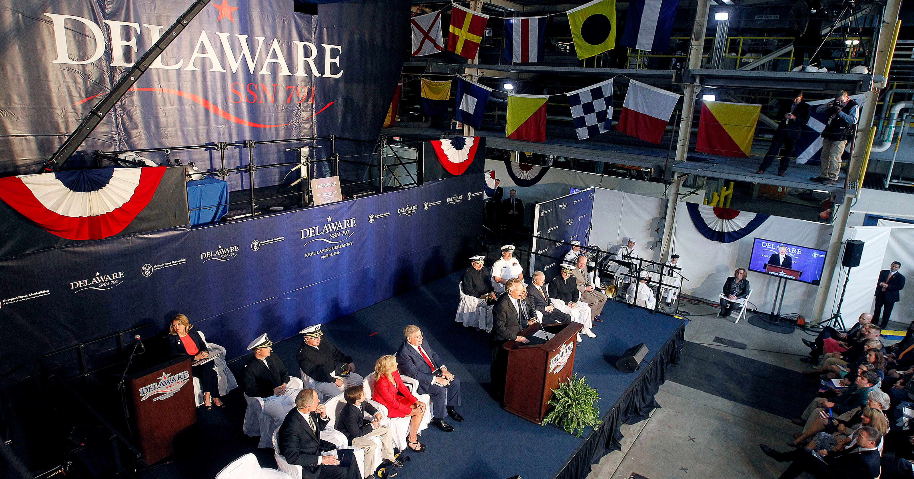 Watch out for the Delaware, 'the most advanced submarine in