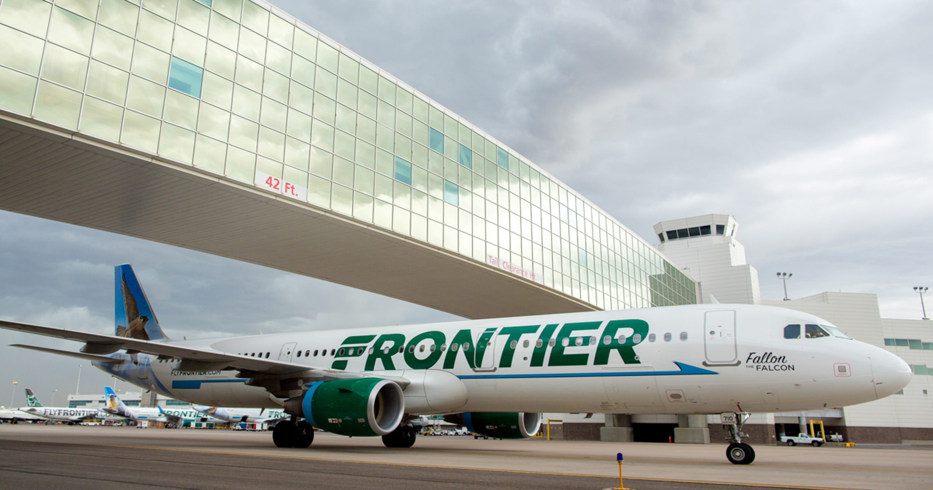 Frontier Airlines: Sacramento, Santa Barbara, Raleigh in growth plans
