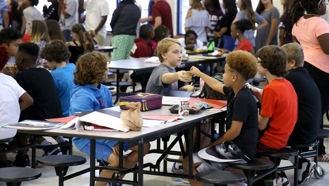 Monday, August 14, was the first day back for students in the Leon County School District.