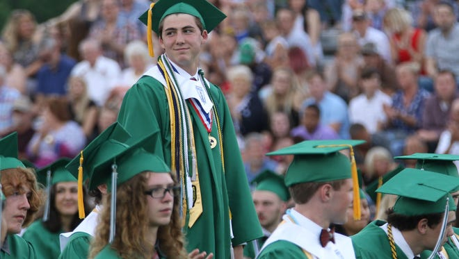 Graduation ceremonies in Robertson and Cheatham Counties are set to begin next week.