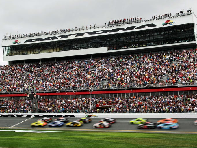 Roush sees retirement from nascar ahead for Daytona motor speedway schedule