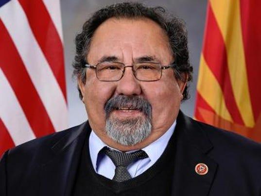 Raul Grijalva paid $48,000 to keep a former staffer quiet