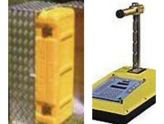 Radioactive device
