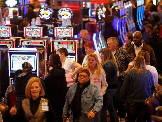 After a big opening, Horseshoe Casino Casino Cincinnati hasn't generated the revenues projected for it. That's added to a financial for its operator, Caesars Entertainment Operating Co.