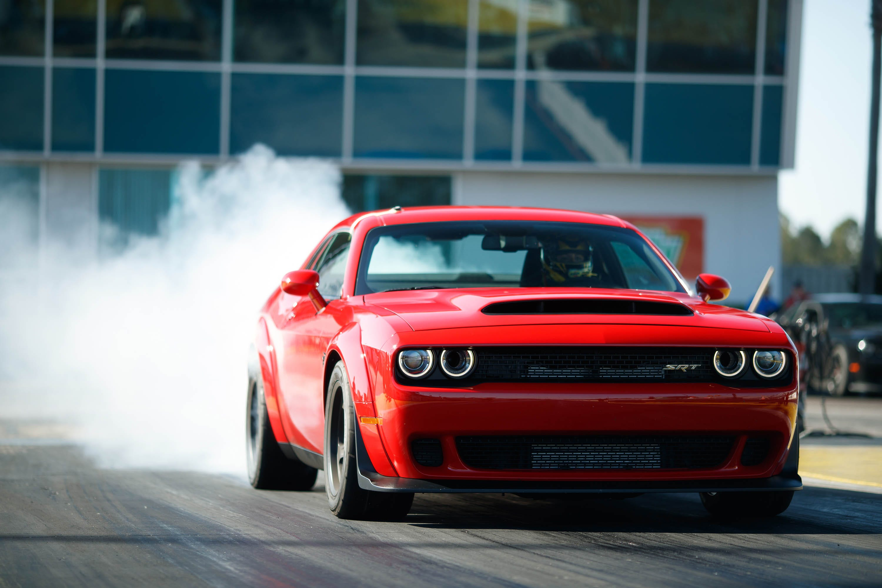 Dodge demon 2018 specs