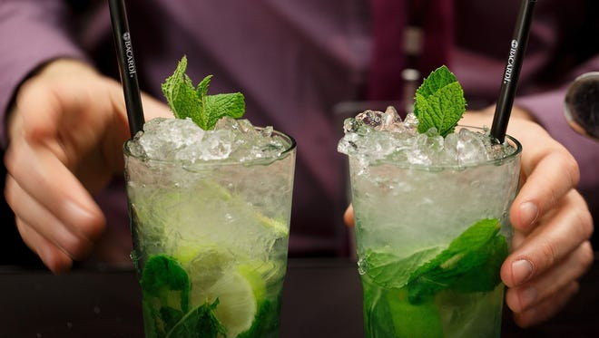 """Five of the best local bartenders compete in a three-round match to determine the next """"Clash of the Cocktails"""" champion."""