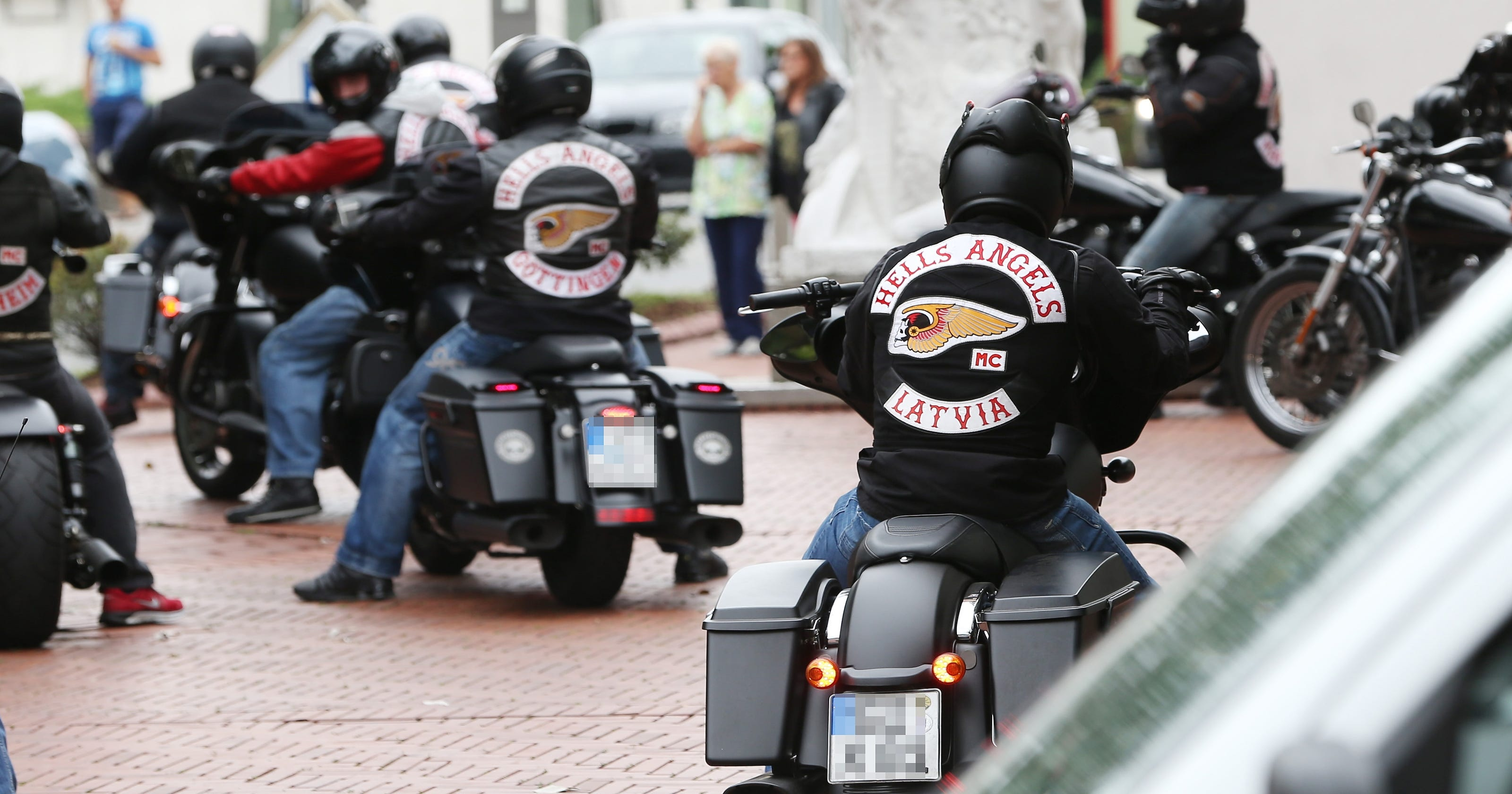 Hells Angels will hold summer convention in SC college town of Clemson