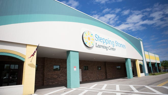 Stepping Stones Learning Center, a daycare center for typically developing and developmentally disabled children and young adults, took over the old Chase-Pitkin building on Hudson Avenue in Irondequoit.