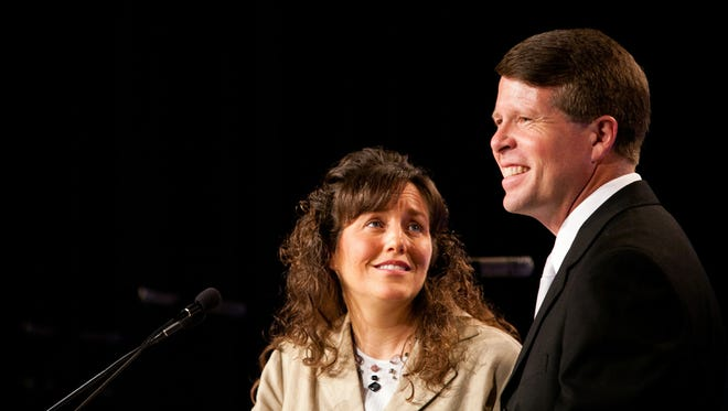 Jim Bob and Michelle Duggar will sit down for an interview with Fox News' Megyn Kelly on June 3, 2015.