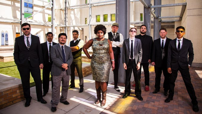 The Near Water Concert Series welcomes the Suffers to the Meyer Theatre in Green Bay on Friday.