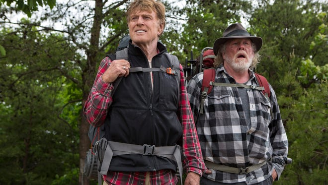 Robert Redford  and Nick Nolte have reteamed for 'A Walk in the Woods,' directed by Ken Kwapis.