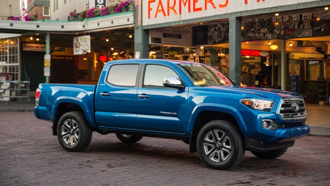 Toyota has redone its Tacoma, both for off-road and the family market.