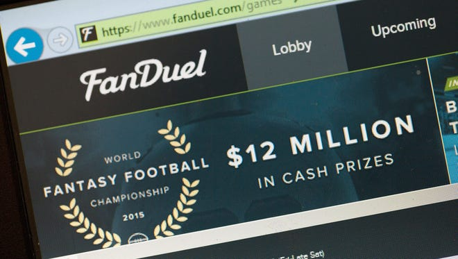 The lawsuit in Florida is among more than three dozen that have been filed against FanDuel and DraftKings since October.