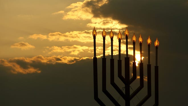 national menorah lighting 2020