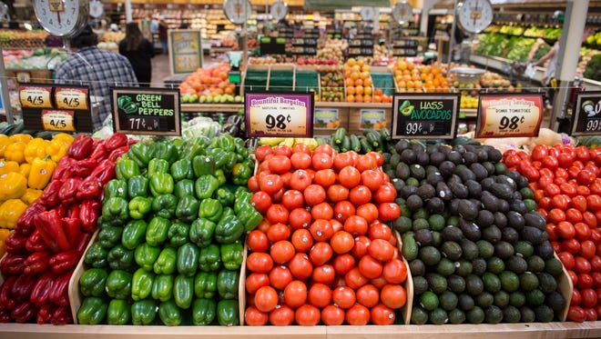 Sprouts Farmers Market recently opened a 29,000-square-foot store in Franklin.