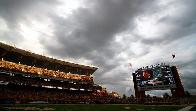 Storm clouds continue to darken Baylor and McLane Stadium as more information about the university's response to sexual assaults allegations comes to light.