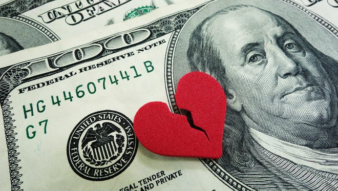 Money has always played a big role in dating, but some studies show how people think about finances has changed.