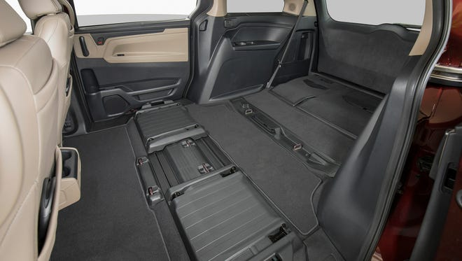 Review 2018 Honda Odyssey Is A Kid Hauler With Tricks And Treats