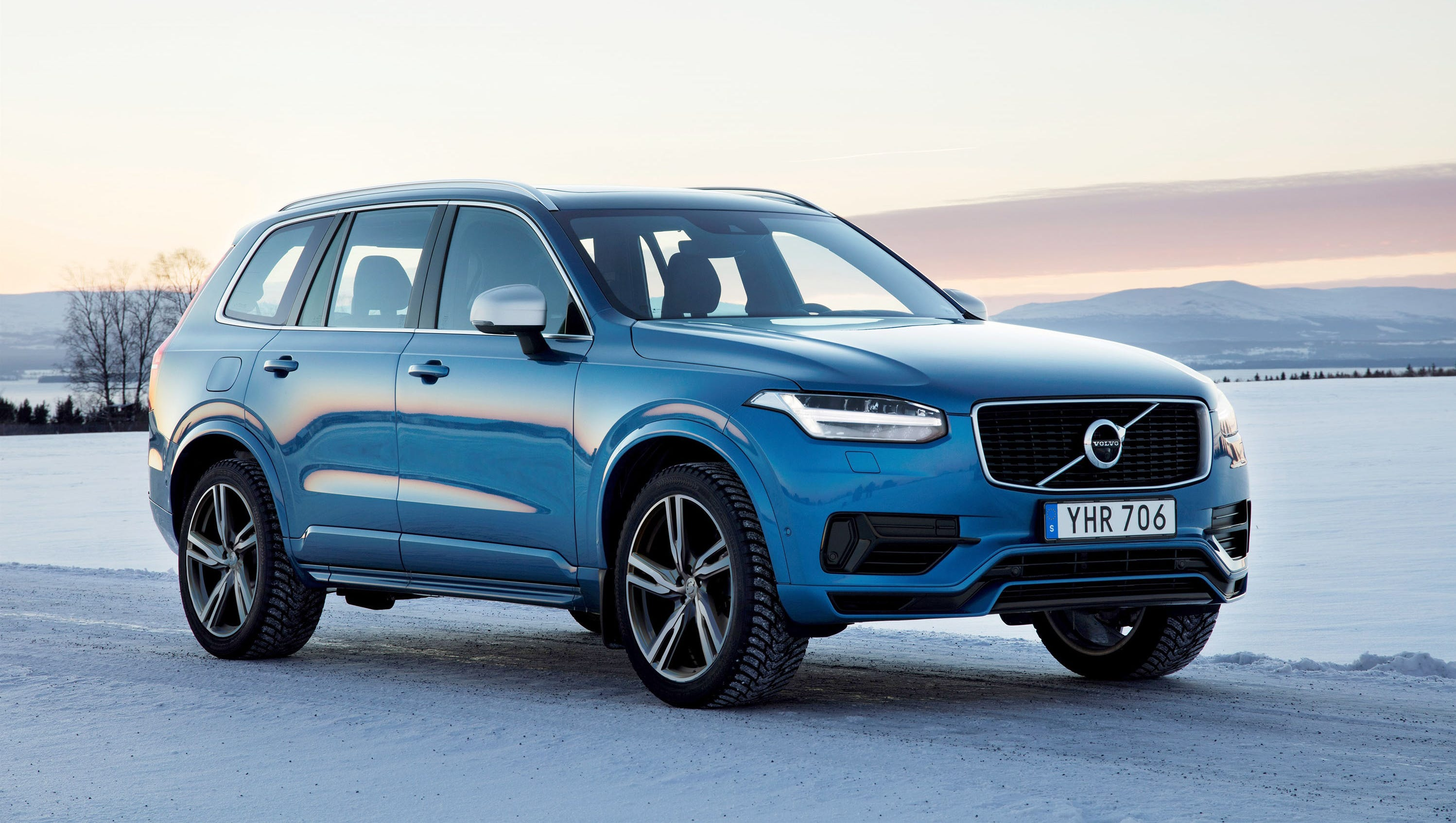 volvo goes all